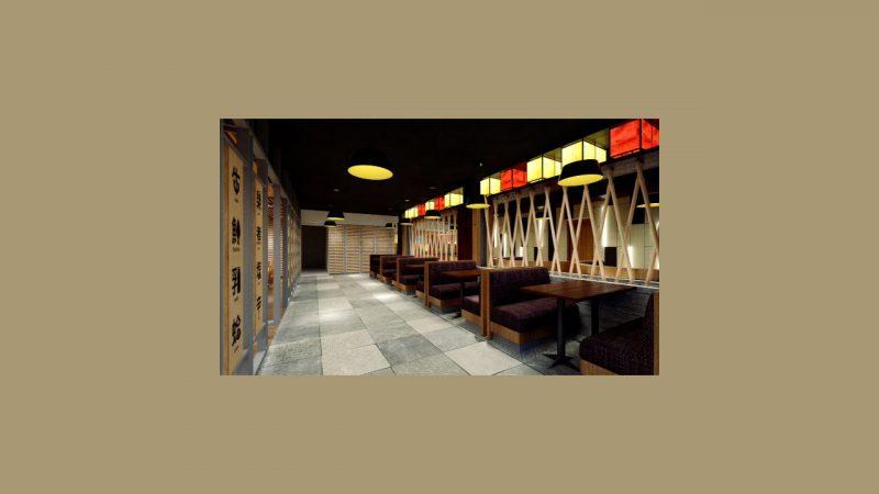 commercial interior design services