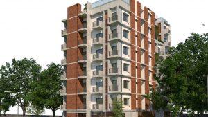 apartment building design