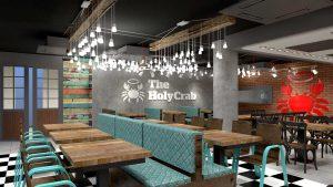 seafood restaurant interior design design
